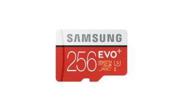 Samsung EVO Plus 256 GB MicroSD Bellek Kartı Türkiye'de