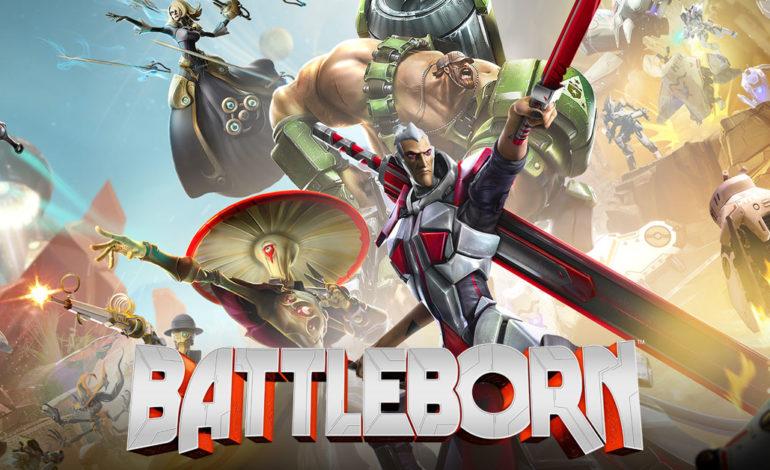 Battleborn'un Hikaye Odaklı Yeni DLC'si Çıktı!
