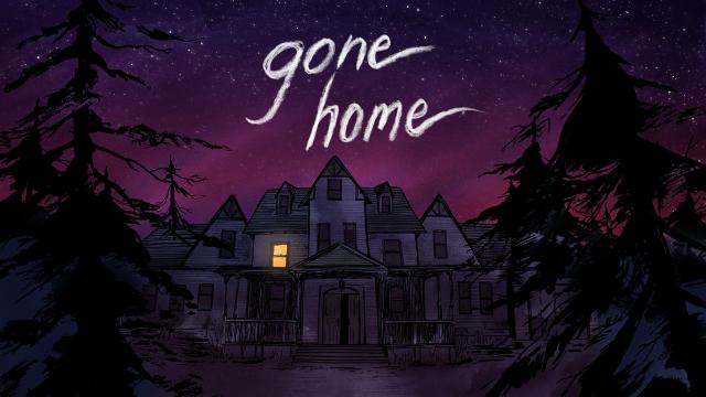 Gone Home Oyunu Kısa Süreliğine Ücretsiz Oldu