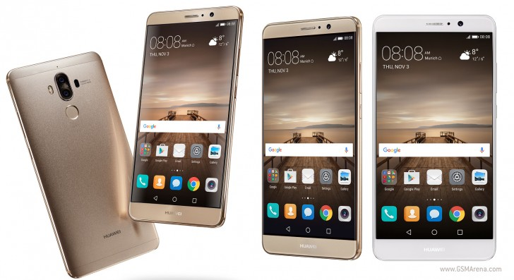 Huawei Mate 9 Tanıtıldı!