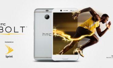 HTC Bolt Tanıtıldı!