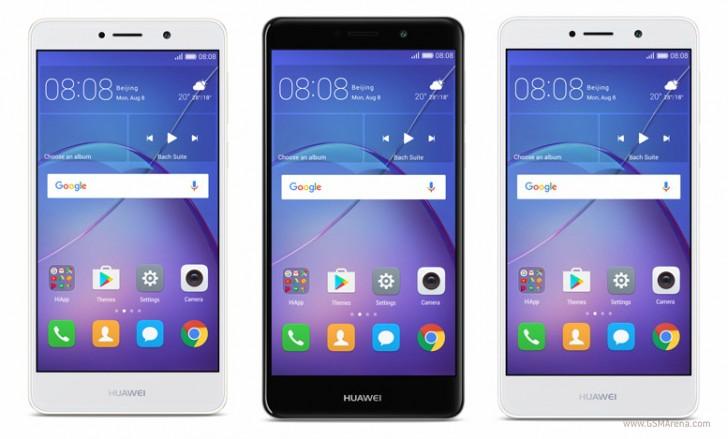 Huawei Mate 9 Lite Tanıtıldı