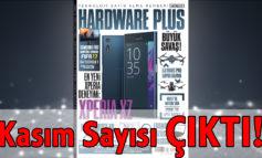 Hardware Plus Kasım 2016 Sayısı Bayilerde