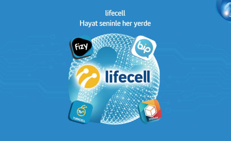Turkcell, Lifecell ile Mobil İletişimi Dataya Taşıdı