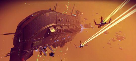 Yaratıcı Oyun Modu ile Limitsiz Bir Şekilde Gezegenler Arası Dolaşabileceğiz