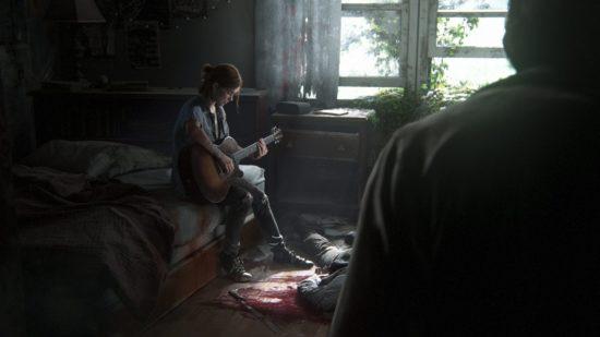 The Last of Us : Part II'de Ellie'yi Büyümüş Olarak Görüyoruz.