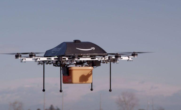 7-Eleven Drone Konusunda Google ve Amazon'u Geride Bıraktı