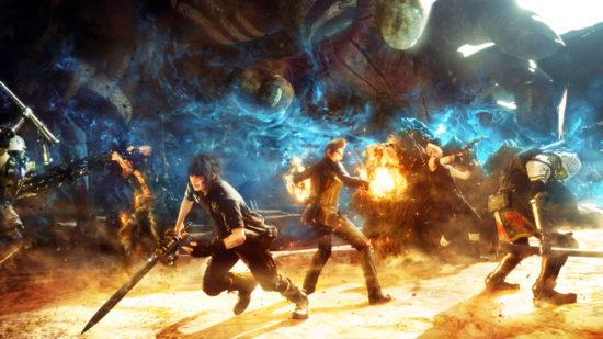 Final Fantasy XV için Gelecek Güncellemeler ile Eğlence Arttırılmak İsteniliyor.