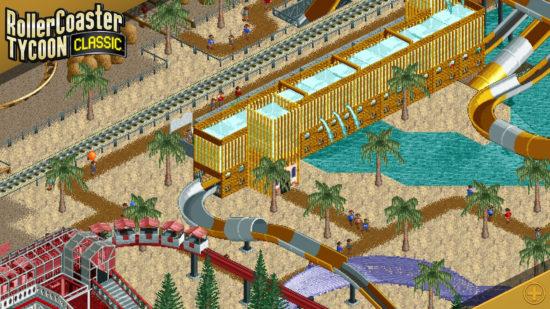 RollerCoaster Tycoon'ın mobil uyarlaması