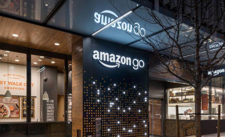 Perakende Devi Amazon Kasiyersiz Çalışan İlk Marketi Açtı