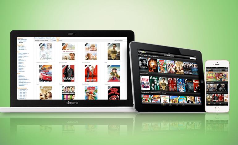 Amazon Prime Video, Türkiye ve Bir Çok Ülkede Hizmete Girdi