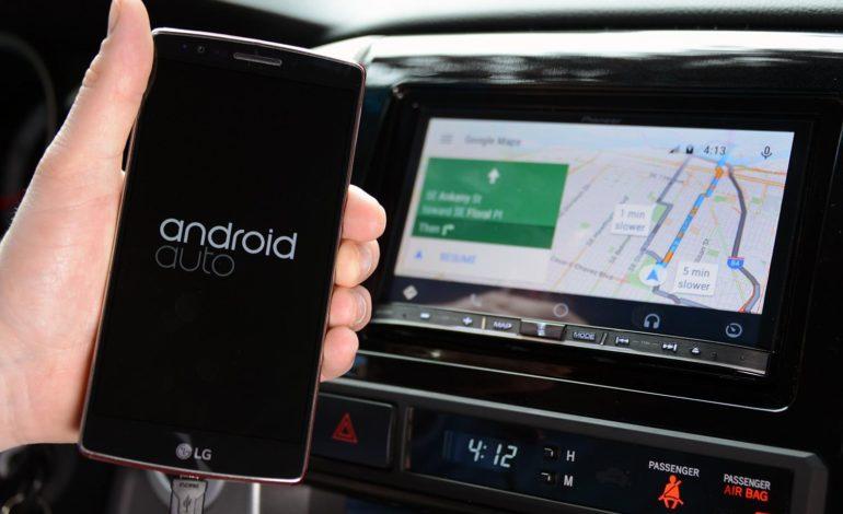 OK Google Özelliği Şimdide Android Auto Cihazlarına Geliyor