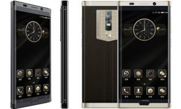 7000 mAh'lık Bataryaya Sahip Lüks Android Telefon