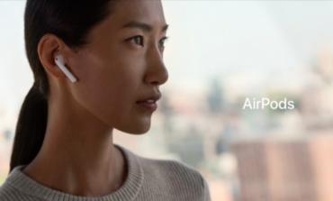 Apple'ın Kablosuz Kulaklığı AirPods Sonunda Satışa Çıktı
