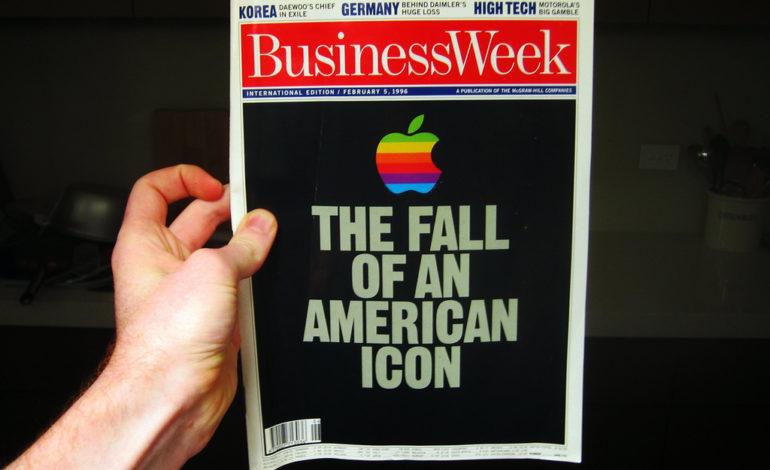 Teknoloji Devi Apple Kötü Günlerine Dönüyor Olabilir