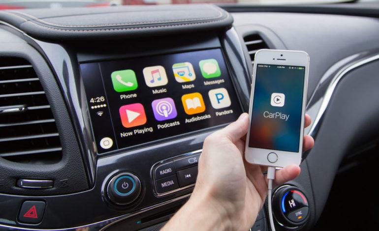 Apple Sürücüsüz Araba Konusunda Yeni Bir Başvuru Yaptı