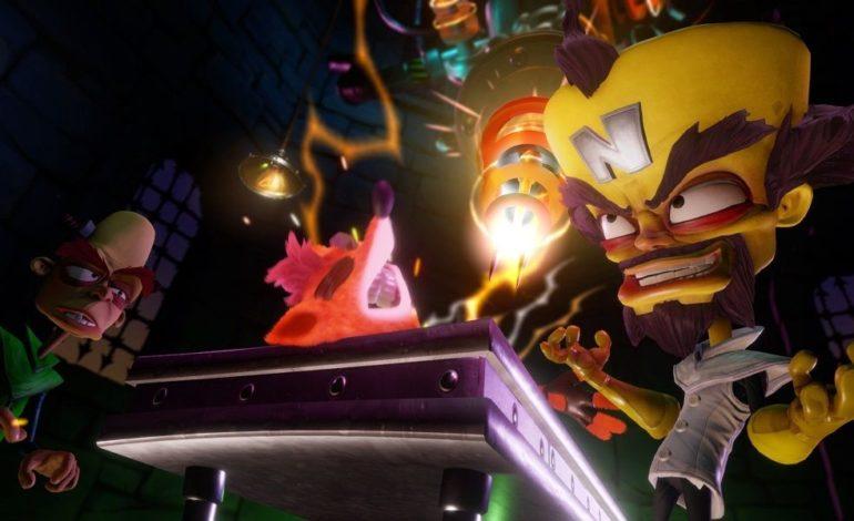 Yenilenmiş Crash Bandicoot Oyunundan İlk Video Yayınlandı