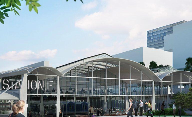 Facebook Paris'te Yer Alan Girişim Merkezi Station F'e Geliyor