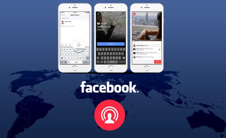 Facebook, Canlı Yayın Özelliğindeki Bazı Problemleri Giderdi