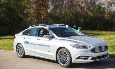 Ford'un Yeni Sürücüsüz Arabaları Sıradan Bir Araba Gibi Görünüyor
