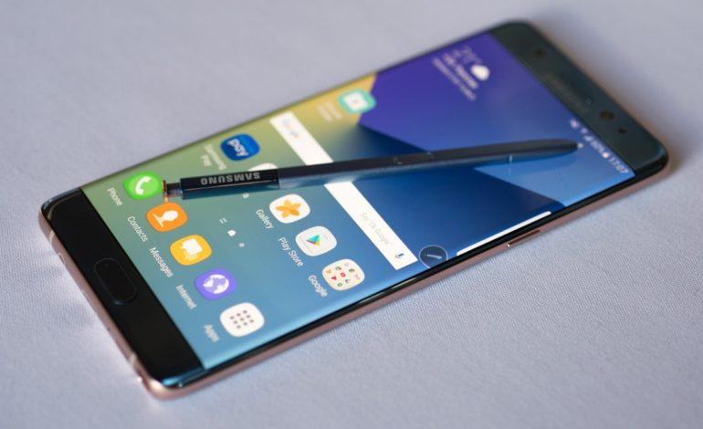 Galaxy Note 7'nin Adı Bile Uçuşun Gecikmesine Yetti