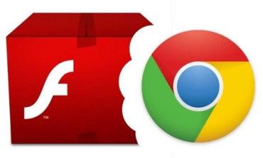 Google, Flash'ı Chrome'dan Sonsuza Kadar Kaldırıyor