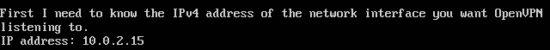 openvpn open vpn sh script betik kurulum install 2
