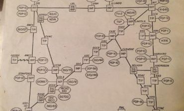 1973 Yılındaki İnternet Bağlantısının Haritası Ortaya Çıktı