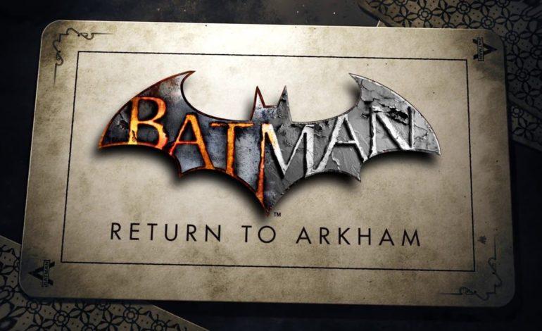 Batman: Return to Arkham PS4 Pro Güncellemesini Aldı