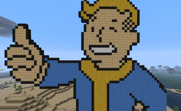 Fallout'un Evreni Minecraft'da Hayat Buluyor!