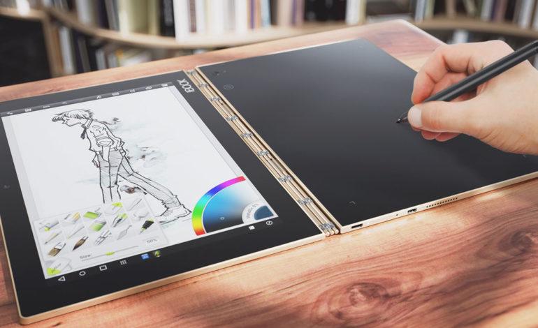 Lenovo Önümüzdeki Yıl Chrome OS'lu Yoga Book Çıkaracak