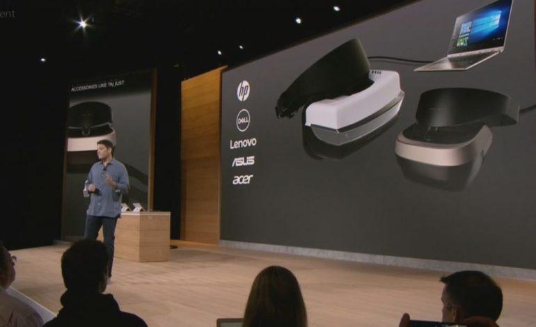 Microsoft, Windows 10 VR için Sistem Gereksinimlerini Yayınladı
