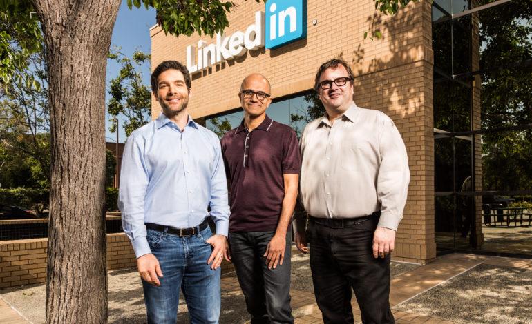 Artık LinkedIn Resmen Microsoft'un Bünyesinde Yer Alıyor