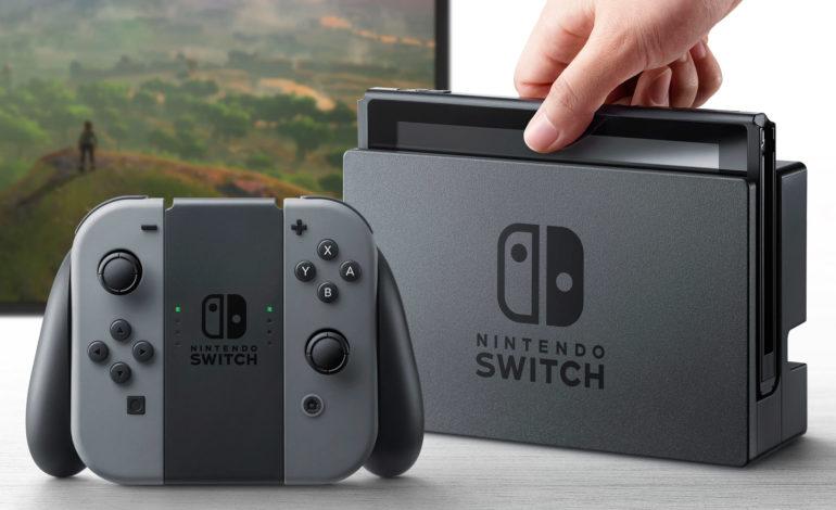 Nintendo Switch'in Bataryası Değiştirilemeyecek Şekilde Tasarlanmış