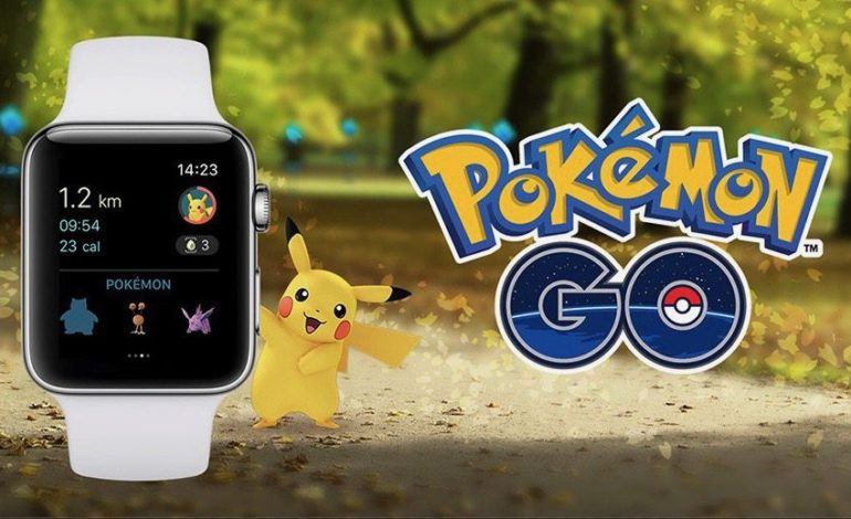 Pokemon Go Sonunda Apple Watch Platformuna Çıktı