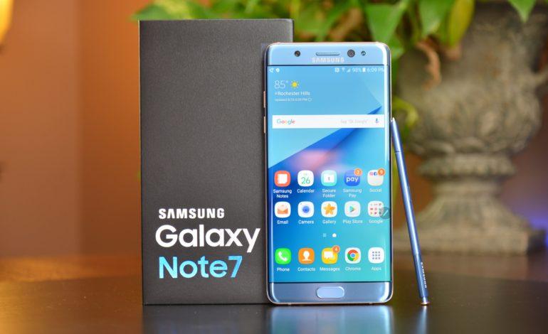 Samsung, Galaxy Note 7'nin Batarya Problemine Neyin Neden Olduğunu Açıkladı