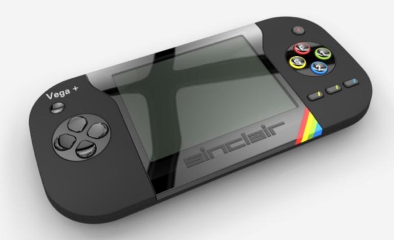 Retro Sinclair ZX Spectrum Taşınabilir Konsol Şubat'ta Geliyor