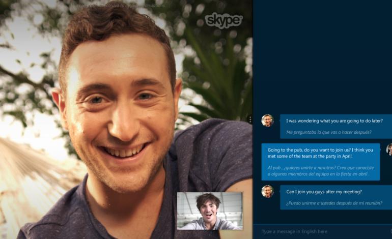 Skype Anlık Çeviri Servisine Önemli Yeni Özellikler Ekledi