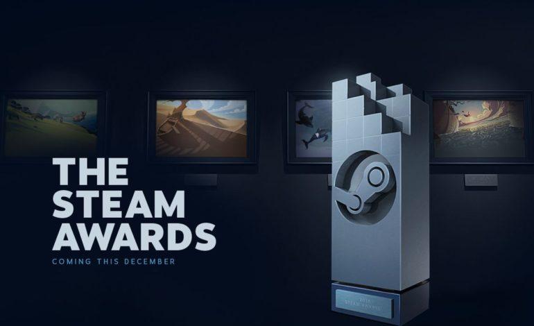 Valve, Steam Awards'a Aday Olan Oyunları Açıkladı