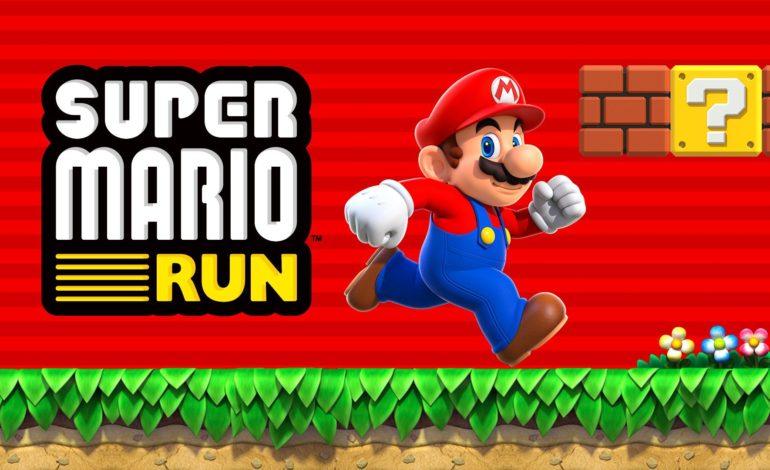 Super Mario Run Sürpriz Hediye ile Geliyor!