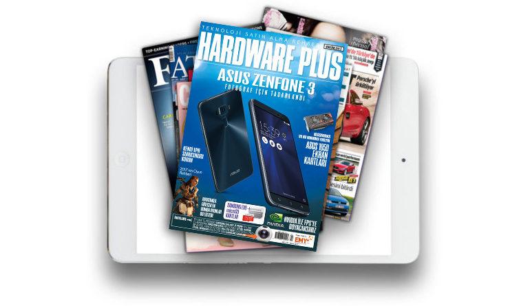 Dergi Oku, 5 GB İnternetin Olsun