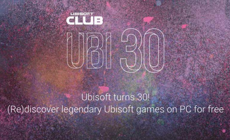 Ubisoft'un Ücretsiz Oyunlarını Kaçırdıysanız Üzülmeyin