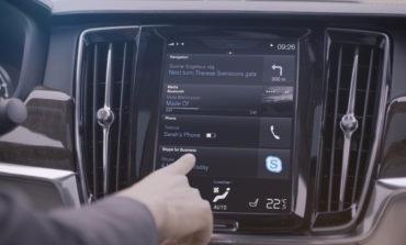 Volvo Binek Araçlara Yakında Skype Desteği Geliyor