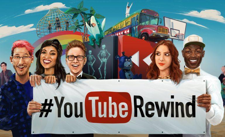YouTube 2016 Yılının Rewind Videosunu Yayınladı