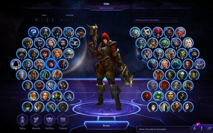 Sevilen MOBA oyunu Heroes of the Storm'a gelen bu hafta sonuna özel olacak etkinlik, tüm karakterleri kilitsiz hale getiriyor ve dilediğiniz gibi oynama imkanı sunuyor.