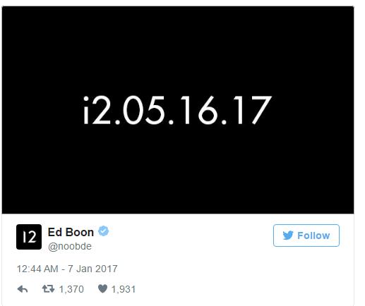 Oyunun yaratıcısı Ed Boon, yaptığı paylaşımda Injustice 2'nin 16 Mayıs 2017 tarihinde çıkacağını belirtti.