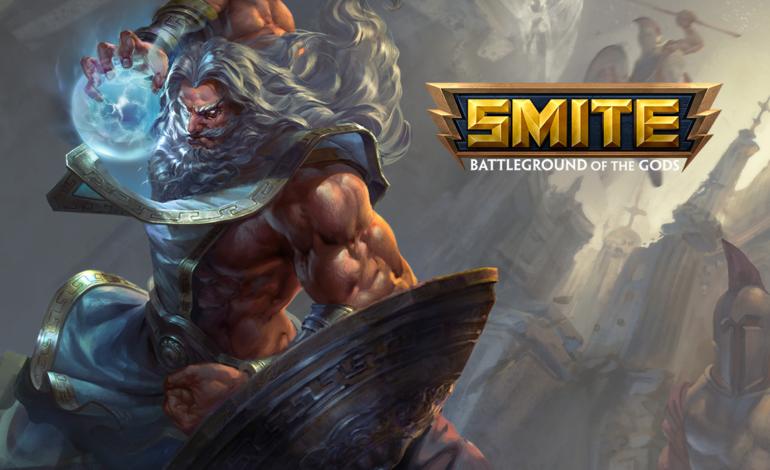 Smite'in Stratejik Kart Oyunu Kapalı Beta Sürecine Girdi