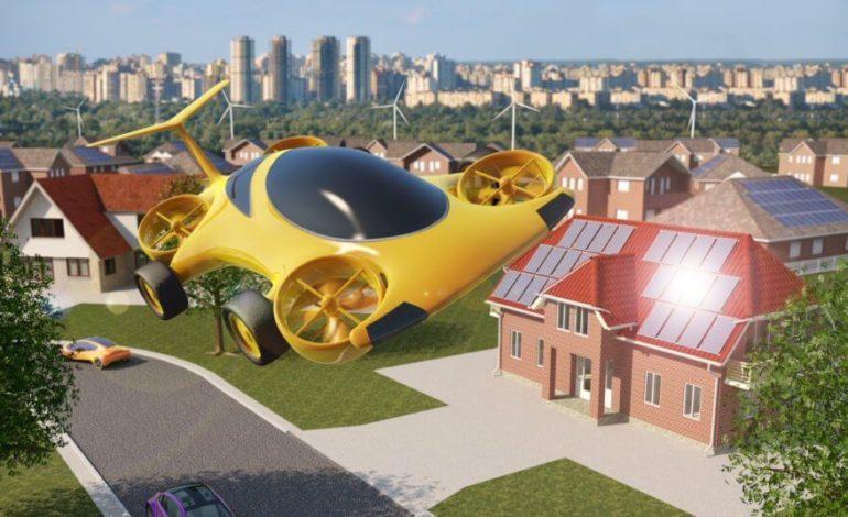 Airbus Firması Uçan Araçlar için Tarih Verdi