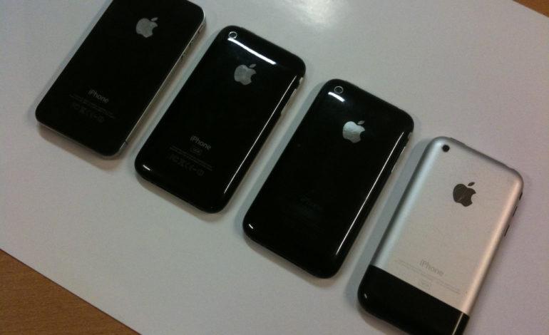 Apple'ın ilk iPhone Prototiplerinden Biri Ortaya Çıktı