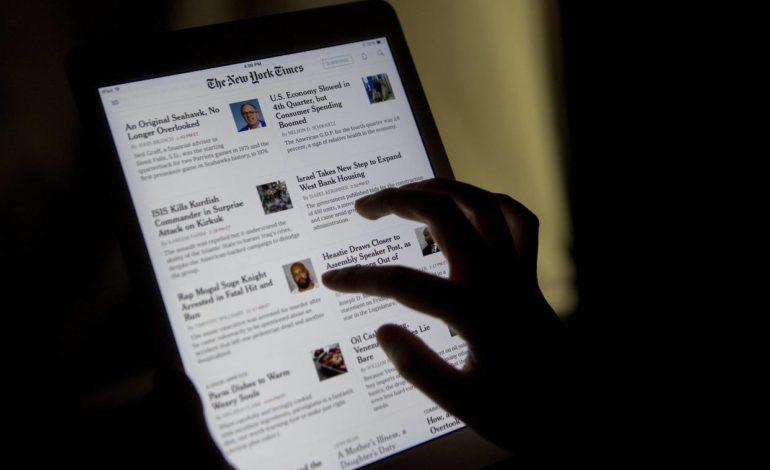 Apple, New York Times Uygulamasını App Store'dan Kaldırdı
